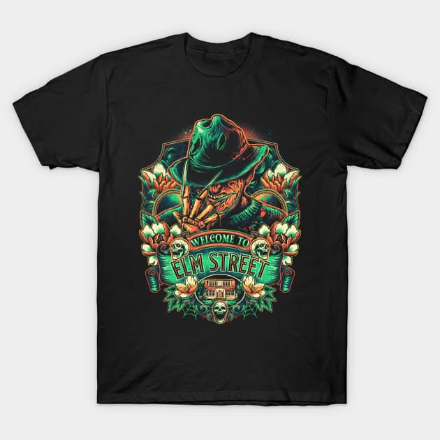 Welcome to your nightmare T-Shirt