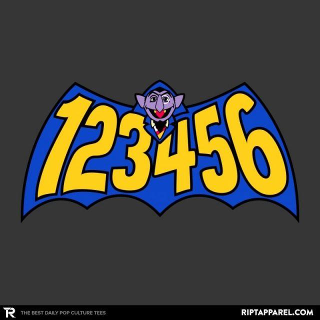 COUNT 123 MAN