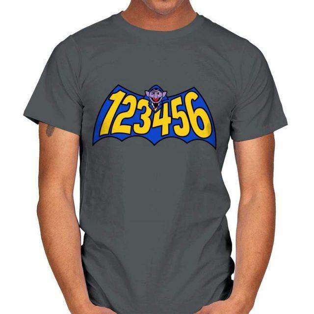 COUNT 123 MAN T-Shirt