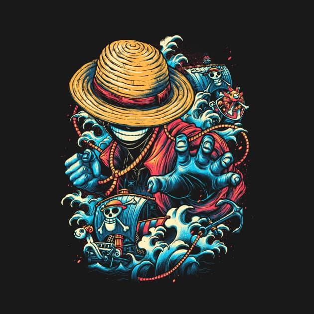 Colorful Pirate