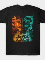 DRAGON VS BEAST T-Shirt