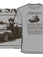Driven from Time to Time T-Shirt