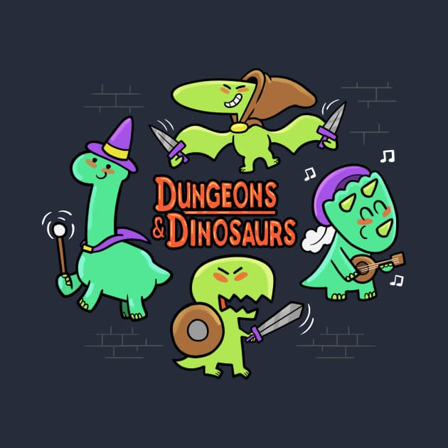 Dungeons & Dinos