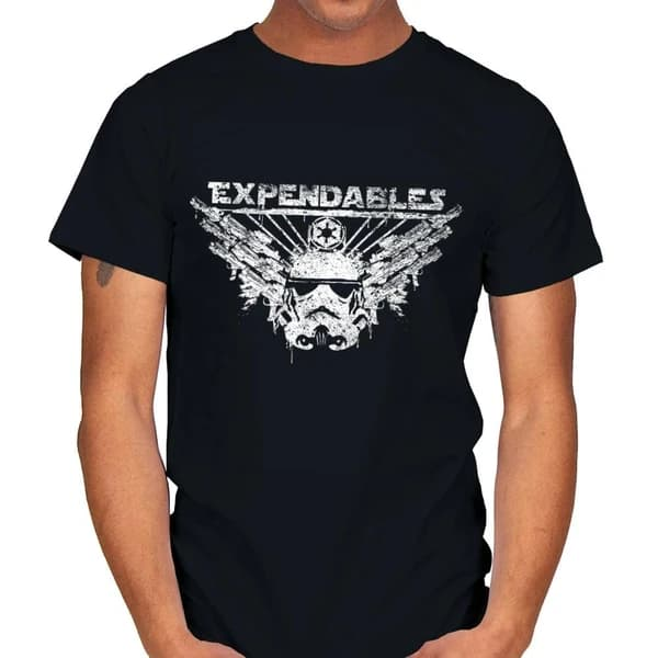 EXPENDABLE TROOPERS T-Shirt