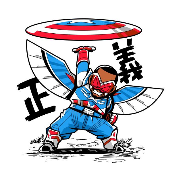 Falcon' s Disc