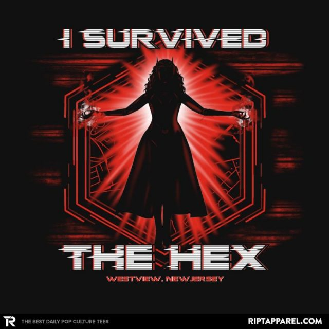 I SURVIVED THE HEX