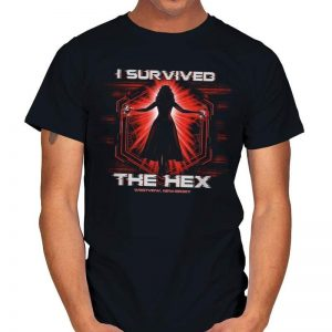 I SURVIVED THE HEX WandaVision T-Shirt