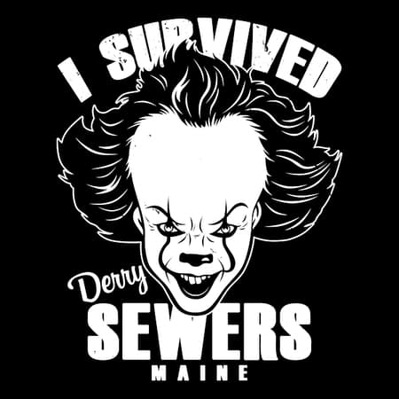 I Survived Derry Sewers