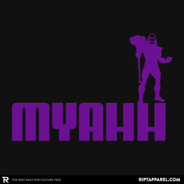 MYAHH!