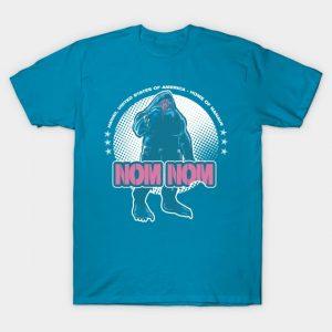 Nom Nom - King Shark T-Shirt