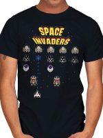 PIXEL INVADERS T-Shirt