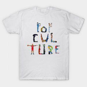 Pop Culture T-Shirt