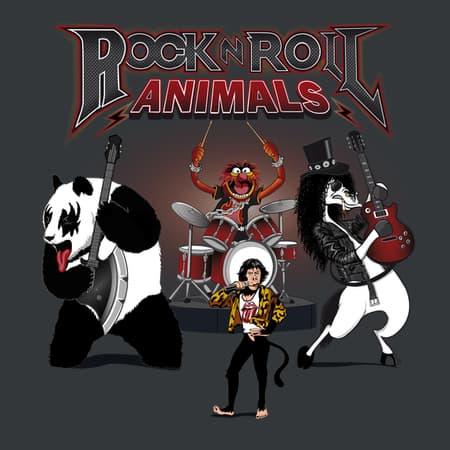 Rock & Roll Animals