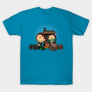 Demon Slayer Peanuts T-Shirt