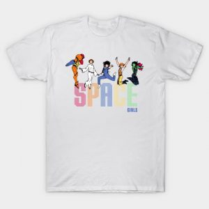 Space GirlsT-Shirt