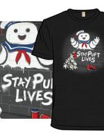 Stay Puft Lives T-Shirt