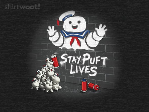 Stay Puft Lives