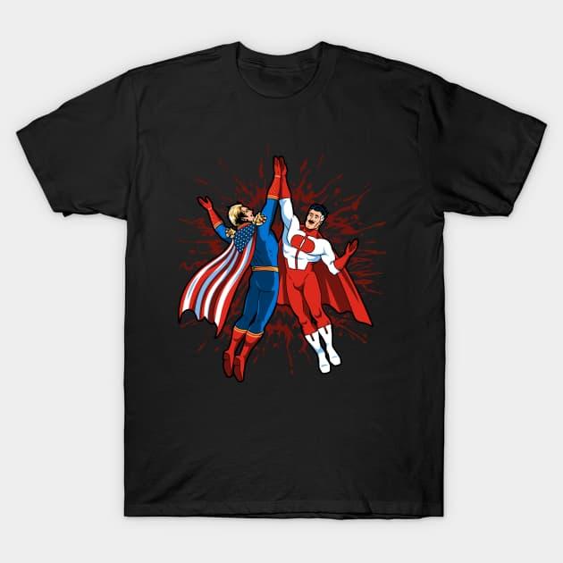 Omni-Man/Homelander T-Shirt