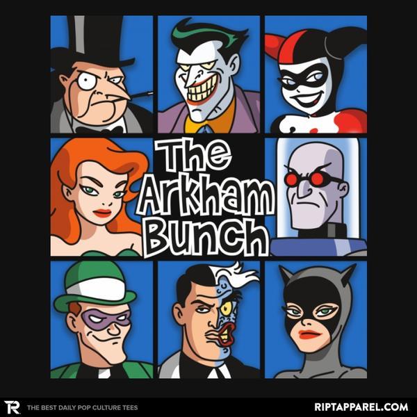 THE ARKHAM BUNCH