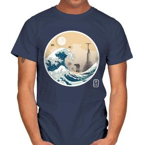 THE GREAT WAVE OFF SCARIF T-Shirt