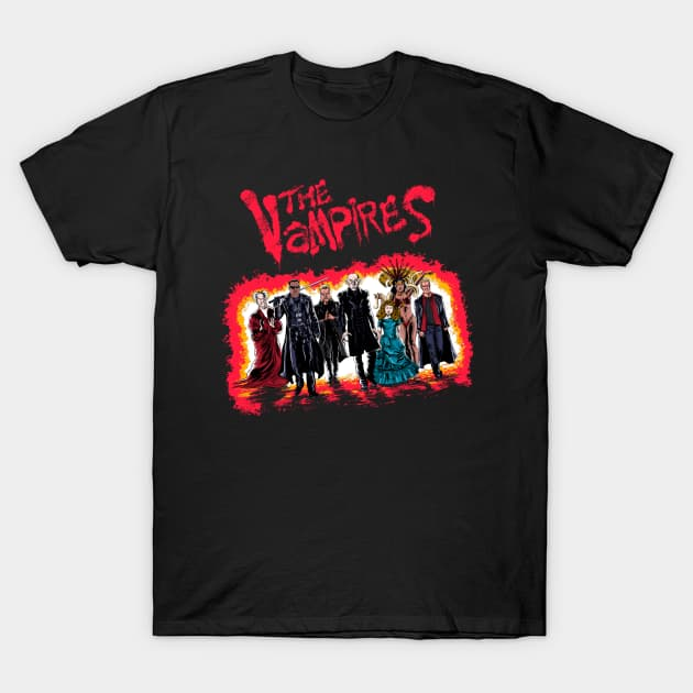 The Vampires T-Shirt