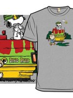 Welcome to Dino Park T-Shirt