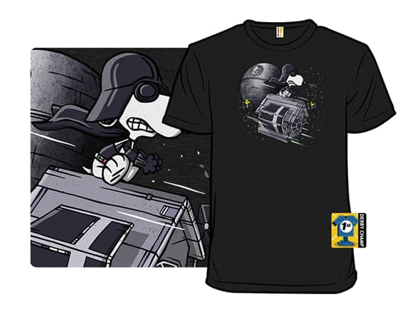 Star Wars/Peanuts T-Shirt