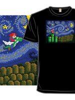 A Starry Flight T-Shirt