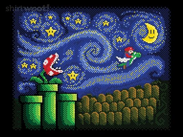 A Starry Flight