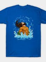 AQUA FLIP T-Shirt