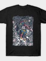 Blue Dragon Tattoo T-Shirt