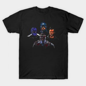 Falcon and the Winter Soldier T-Shirt