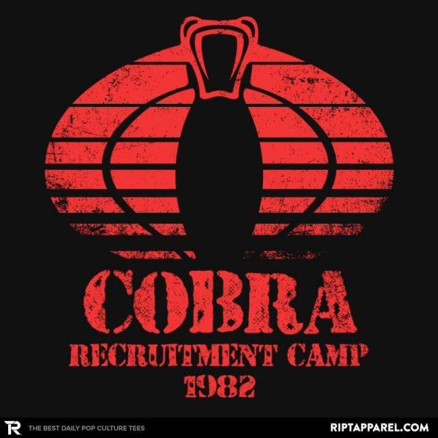 COBRA CAMP