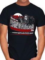Come to Woodsboro T-Shirt