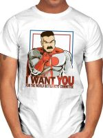 I Want You For the World Betterment Committee T-Shirt