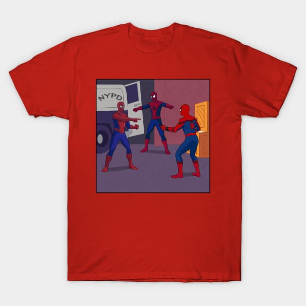 Into the SpiderMeme 2 T-Shirt