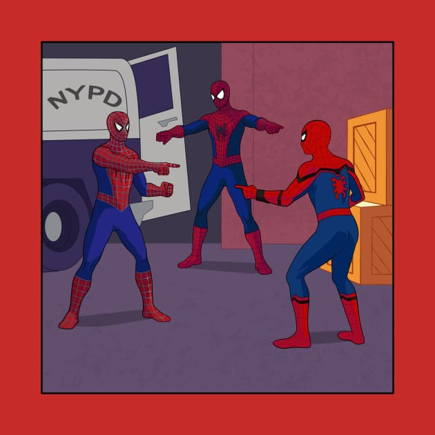 Into the SpiderMeme 2