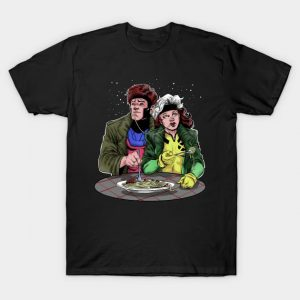 Gambit/Rogue T-Shirt