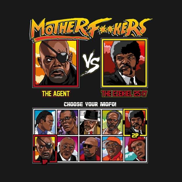 Motherf**kers - Samuel L Jackson VS - Censored