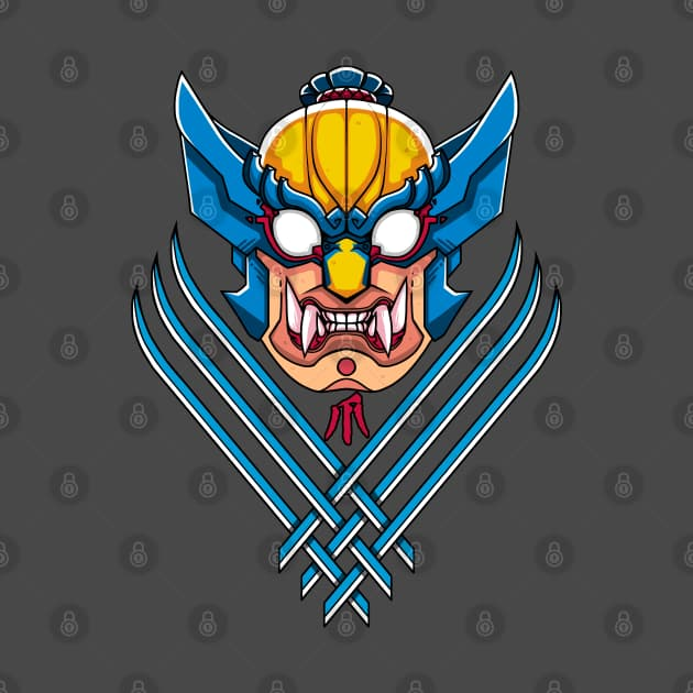 Oni Mutant Weapon X