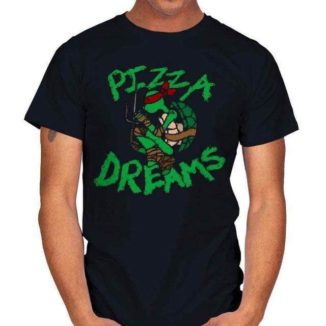 PIZZA DREAMS T-Shirt