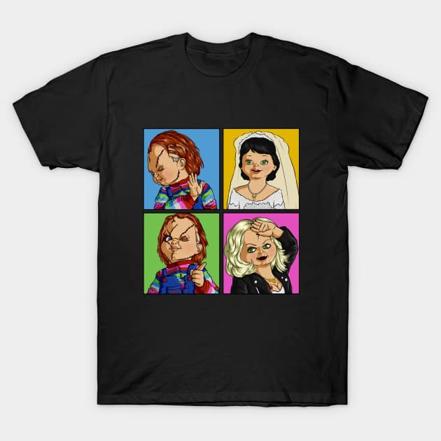 Bride of Chucky T-Shirt