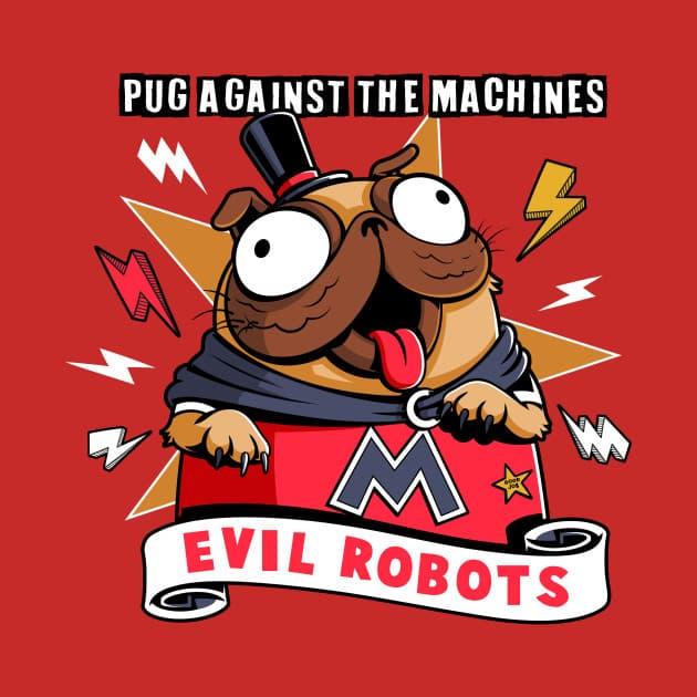 Pug Against the Machines