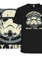 Ready. Fire. Aim. T-Shirt