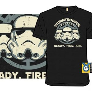 Star Wars Ready. Fire. Aim. T-Shirt
