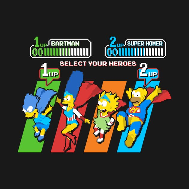 Select Your Hero
