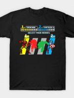 SELECT SCREEN T-Shirt