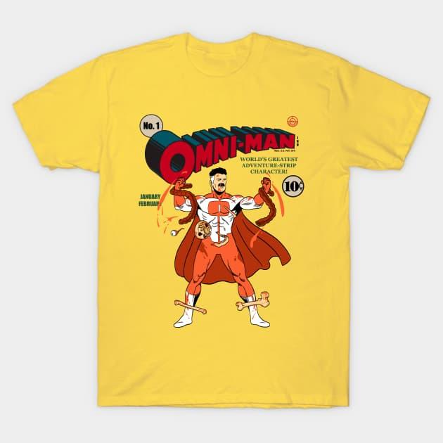 Super Omni-Man T-Shirt