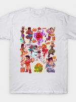 Sweet Fighters T-Shirt
