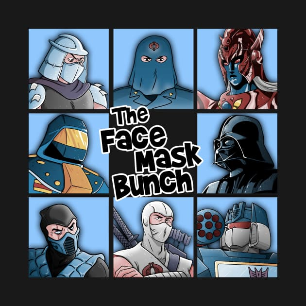 THE FACEMASK BUNCH